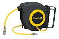 Stanley 9045698STN Luchtslanghaspel voor muurmontage - 9m