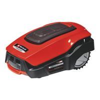 Einhell FREELEXO 1200 LCD BT Robotic lawn mower Battery Red