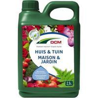 DCM universele vloeibare meststof voor planten 2.5 liter