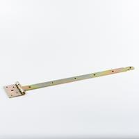 Gb Kruisheng zwaar (Barcode) geel gepassiveerd lengte 600mm 414110