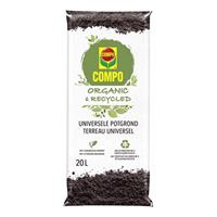 Compo Organic & Recycled - Universal Potting Soil 20 L