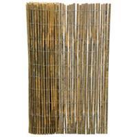 Express Gespleten bamboemat 500 x 100 cm