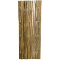 Express Gespleten bamboemat 500 x 150 cm