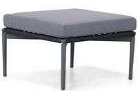 Coco Lifestyle Alanya lounge voetenbank dark grey
