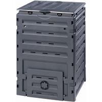 garantia Tuincomposter Eco-master 300Liter - zwart 60x60x90 cm