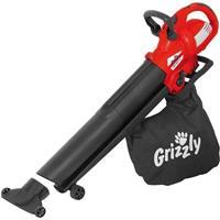 Grizzly Tools Elektrische Bladblazer / Bladzuiger ELS 3017 E- 3000W - 154-300 km/h