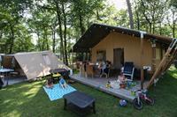 6-persoons Safaritent op park de Bonte Vlucht - Nederland - Doorn