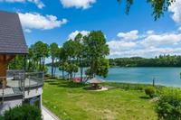 A luxury villa on the shore of the lake - Polen - Pommeren - Stężyca- 8 persoons