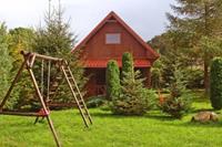 House among beautiful forests - Polen - Pommeren - Kopalino- 4 persoons