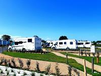 Camperplaats - 70m² - België - West-Vlaanderen - Westende