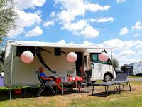 Camperplaats XL - 150 m² - België - West-Vlaanderen - Nieuwpoort