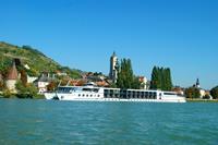 Fietscruise Donau : Passau - Wenen - Budapest (busreis) - Oostenrijk