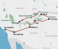 Best of the Canyons (11 dagen) - Amerika - Zuidwesten - Las Vegas
