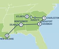 Deep South Discovery (10 dagen) - Amerika - Zuidoosten - Atlanta