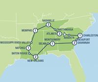 The American South (15 dagen) - Amerika - Zuidoosten - Atlanta