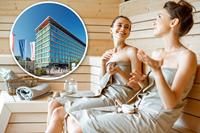 City Hotel Amsterdam inclusief toegang tot luxe Vitality Spa - Nederland - Noord-Holland - Amsterdam