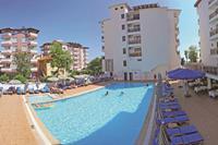 Eftalia Aytur - Turkije - Turkse Riviera - Alanya-Centrum