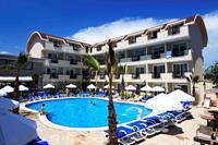 Sun City Appartementen - Turkije - Turkse Riviera - Side-Centrum