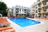 Club Karakas - Turkije - Egeische kust - Marmaris-Centrum