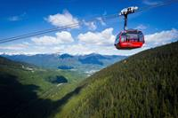 Whistler Blackcomb Peak 2 Peak Gondola