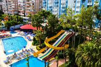 Ark Apart&Suite Hotel - Turkije - Turkse Riviera - Alanya-Centrum