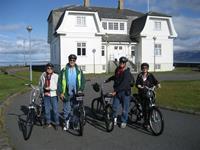 Reykjavik Bike Tours fietstour
