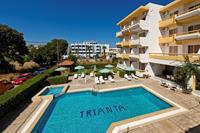 Trianta Hotel - Griekenland - Rhodos - Ialyssos / Trianda