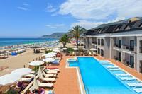 Alaaddin Beach Alanya - Turkije - Turkse Riviera - Alanya-Centrum
