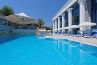 Kaptan Hotel - Turkije - Turkse Riviera - Alanya-Centrum