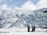 Glacier Wonders gletsjerwandeling Skaftafell