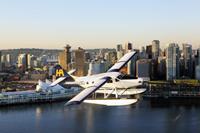 Vancouver rondvlucht met watervliegtuig