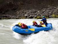River Rafting vanuit Varmahlið