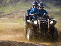 ATV quad biking vanuit Mosfellsbær