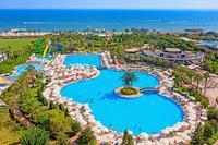 Miracle Resort - Turkije - Turkse Riviera - Lara