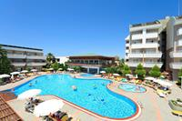 Club Mermaid Village - Turkije - Turkse Riviera - Avsallar