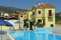 Stella Appartementen - Griekenland - Samos - Kambos