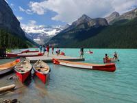 18-daagse autorondreis Verbluffend West Canada
