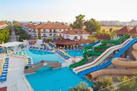 Eftalia Village - Turkije - Turkse Riviera - Turkler