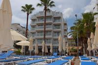 Begonville Beach - Turkije - Egeische kust - Marmaris-Centrum