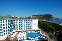 Grand Zaman Beach - Turkije - Turkse Riviera - Alanya-Centrum