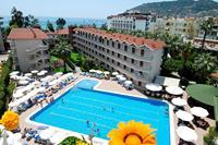 Panorama Hotel - Turkije - Turkse Riviera - Alanya-Centrum