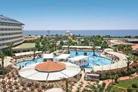 Crystal Admiral Resort - Turkije - Turkse Riviera - Kizilot