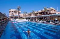 Crystal Deluxe Resort - Turkije - Turkse Riviera - Kemer-Centrum
