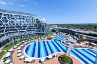 Bosphorus Sorgun Hotel - Turkije - Turkse Riviera - Sorgun