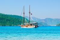 Blue Cruise Antalya - Turkije - Turkse Riviera - Blue Cruises Turkse Riviera