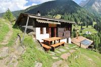 Saflischgarten - Zwitserland - Wallis/Valais - Binntal-Langtal- 4 persoons