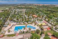 L'Oasis et California - Frankrijk - Languedoc-Roussillon - Le Barcarès