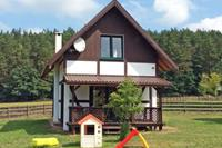 Holiday house by the lake - Polen - Pommeren - Lubkowo- 5 persoons