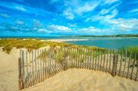 La Dune Blanche - Frankrijk - Picardie - Camiers