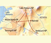 Beste van Kenia (8 dagen) - cat. Premium - Kenia - Nairobi